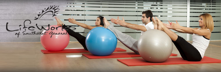 Exercise Classes Header