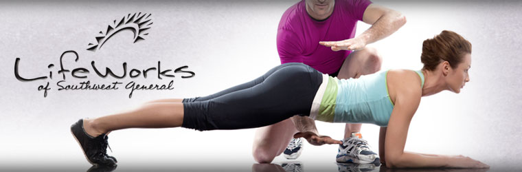 Personal Training Header
